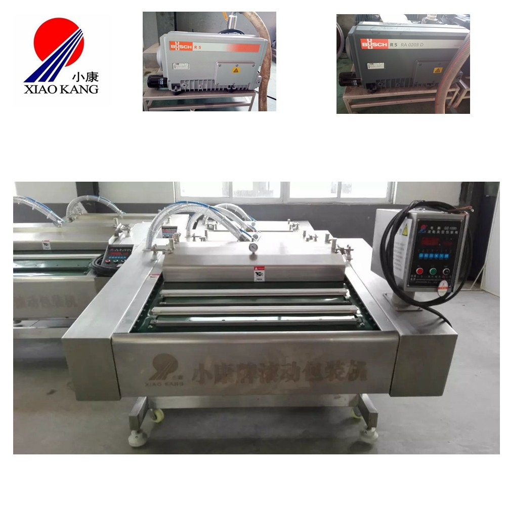 Food industry rice vacuum packing machine for fruits/grain packing