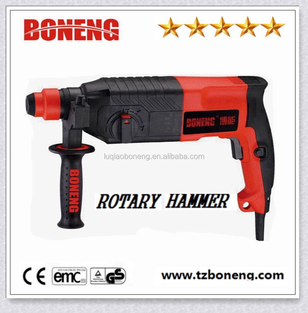 Industrial drilling machine 24mm 620W electric hammer drill