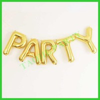 16 Inches Foil Letter Balloons Alphabet
