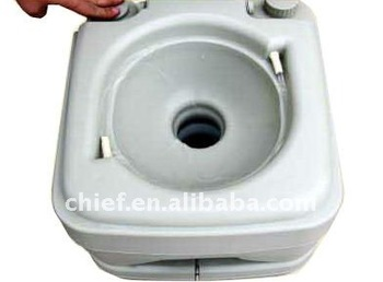 dual flush portable toilet