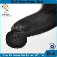 HOT new products for 2014 hair made in China black hair weave brands