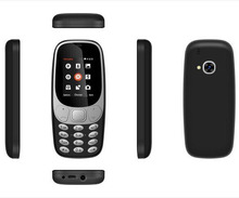 Latest Cheap Cell Phone 3310 1.77 inch GSM Quad Band Unlocked Dual SIM Mobile Phone