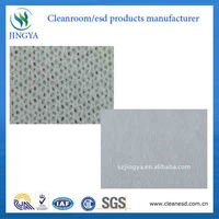 100% polyester,lint free class 100 laser sealed micro fiber cleaning cloth