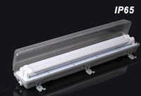 SMD2835 600mm LED tube batten Fittings,LED Industrial Tube Linear light , factory lighting fixtures 3 years warranty