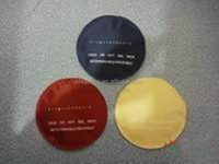 nylon round hot cold pack with high quality