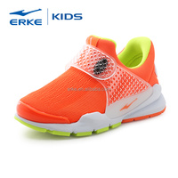ERKE wholesale brand lightweight cute easy wear slip-on girls casual shoes (little kid)