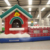 Neverland Toys Outdoor Inflatable Christmas Bouncy House /Inflatable Snowman House Bouncer