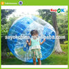 bumperz bubble football/soccer equipment,ball bubble gum