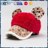 New and hot warm mens knitting winter hat for sale