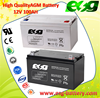 AGM SLA Battery 12V 100AH deep cycle battery for Solar System