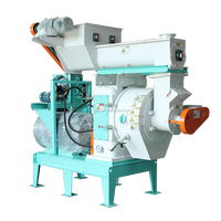 CE/ISO/SGS Certificated Wood Pellet Mill for Biomass pellet mill for feed