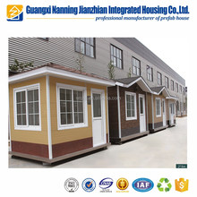 Outdoor prefab guard houses hight quality kiosk booth