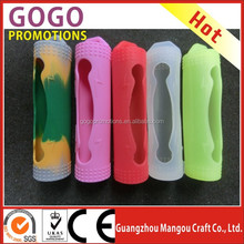 Colorfull design vapor battery 18650 charger case,Best price 18650 battery silicone case hot selling 18650 battery rubber holder