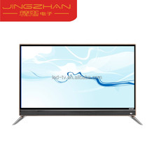 "High level 49"" 55"" 65"" 2160P UHD 4K Ultra-thin Android 4.4 Smart LED TV with 2.4G receiver support RF/WIFI/video playing"