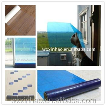 Glass surface/plastic surface PE Protection Film