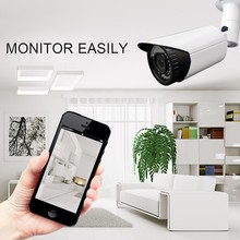 USC best oem full hd 2 megapixel 220v outdoor bullet waterproof f-series ip cctv security camera