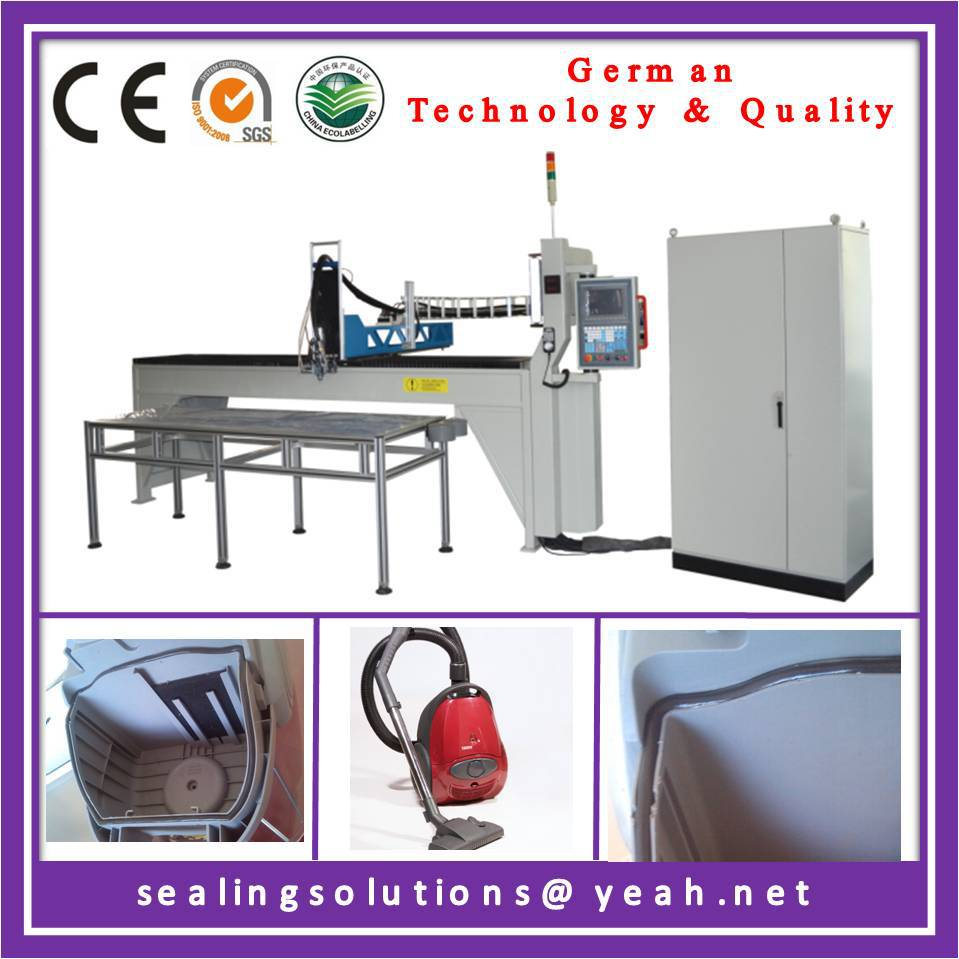 New technology home appliances pu sealing machine buy for New technology in the home