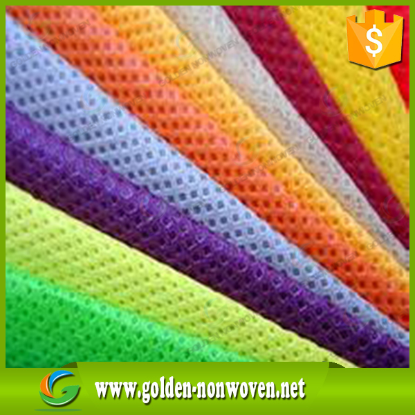 Full Colors PP Spunbond non woven fabric supplier polypropylene spun bond Non woven