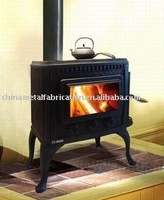 Free Standing Fireplace,Wood Burning Steel Fireplace