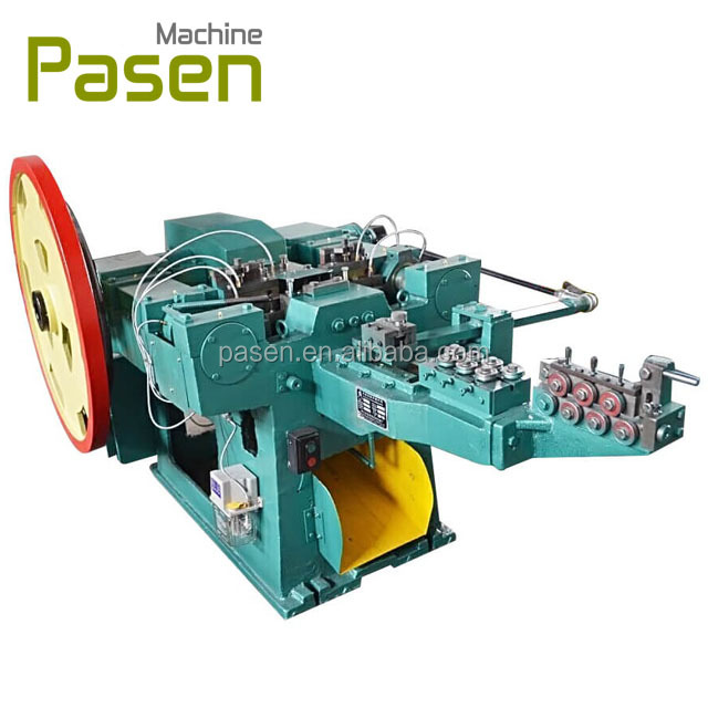 Manufacturer cheap price nail maker machine / nail making machines / wire nail production line