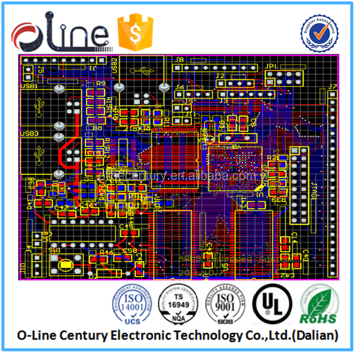 PCB design, printed circuit board manufacturer