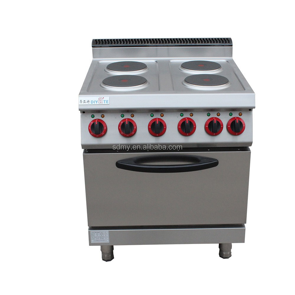 Electricstoves Commercial Kitchen Gas Electric Stoves Cookinghigh Quality