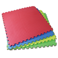 High density anti-slip baby play taekwondo judo eva puzzle foam mat