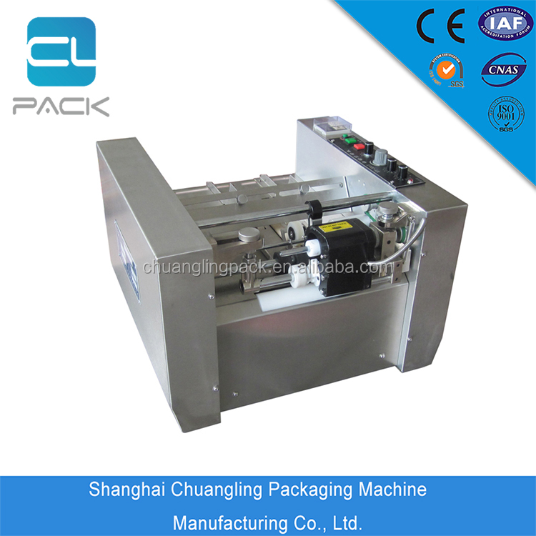 MY-300 Series Packaging Factory Embossed Date Coding Machine