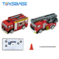 Remote Control Car Induction Wheel Truck Toy Rc Fire Engine