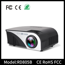 RD805B NEW Product mini 4K home theater projector led projector 1920x1080 for Home