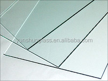 4mm excellent quality ceramic heat proof glass for oven door