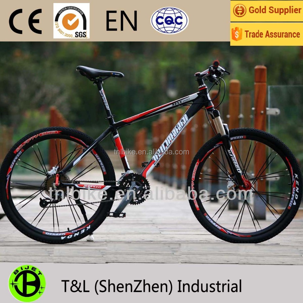 BIJET Steel Fork Material and Steel Frame Material latest mountain bike bicycle