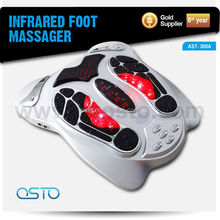 Hot products 2014 laser acupuncture portable foot and blood circulation massager