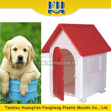 Plastic Cat Dog House Pet House Injection Mould