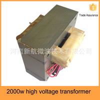 commercial microwave for 2000w Toroidal transformer