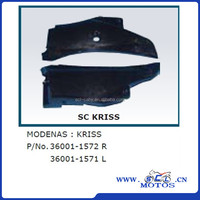 SCL-2013110005 Kriss motorcycle spare parts fairing kit of motorcycle side cover