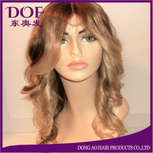 360 lace wig with baby hair,blonde remy human hair wig brazilian human hair wig