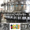 3000 4000BPH Glass Bottle Carbonated Beverage