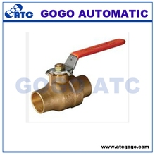 2016 most popular creative special discount hot sell rohs copper valves ball