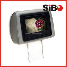 Taxi Touch Screen Advertising with Motion Sensor, GPS, 3G, Advertising Software