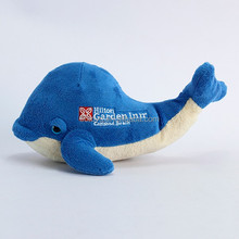 2017 Most Naughty Stuffed Toy Soft Dolphin Plush Dolphin JZ-JJ018