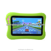 2015 hottest android children learning pad educational machine supports English language