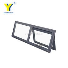 Australian Standard AS2047 Certified Aluminum Awnings Lowes / Double Glazed Awning Windows/cheap aluminium awning window