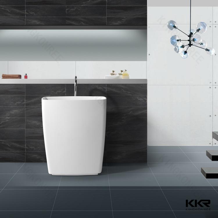 Bathroom Sink,Freestanding Wash Basin - Buy Pedestal Bathroom Sink ...