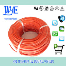 3132 flexible type silicone cable low voltage home electric appliance