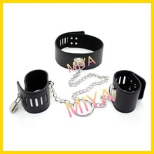 neck to wrist bondage restraint , german sex toys manufacturers
