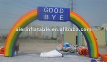 2013 new design Inflatable Arch for advertising