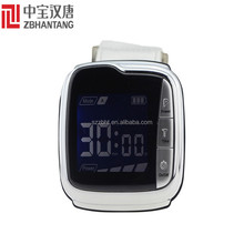 650nm cold laser watch /diabetes medical device laser therapy / high blood pressure treatment
