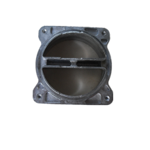 ISO9001:2008 passed custom grey iron cast iron gg25 part