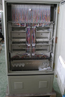 ip65 outdoor telecom cabinet(without patch cord)